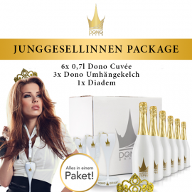 Dono - Jungesellinnenabschied Package