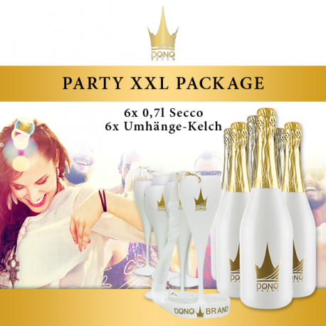 Dono - Party XXL Package